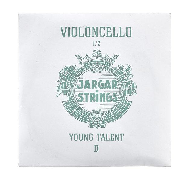 Jargar Young Talent Cello D 1/2