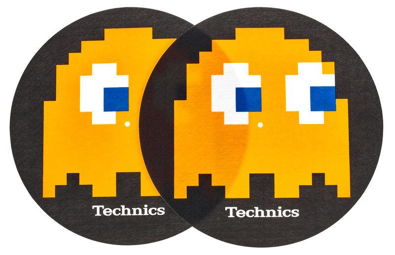 Technics Slipmat Clyde
