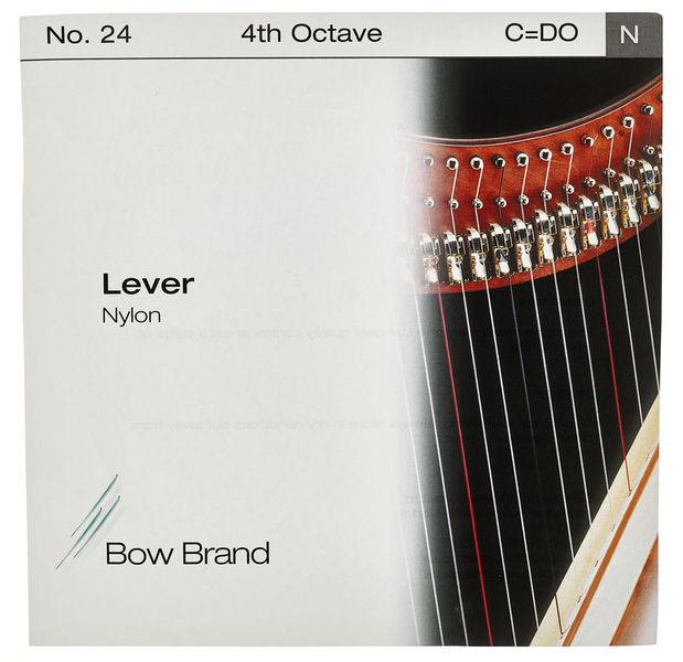 Bow Brand Lever 4th C Nylon String No.24