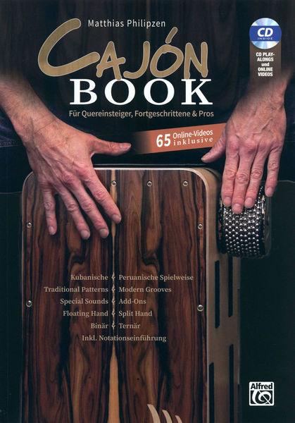 Alfred Music Publishing Cajon Book