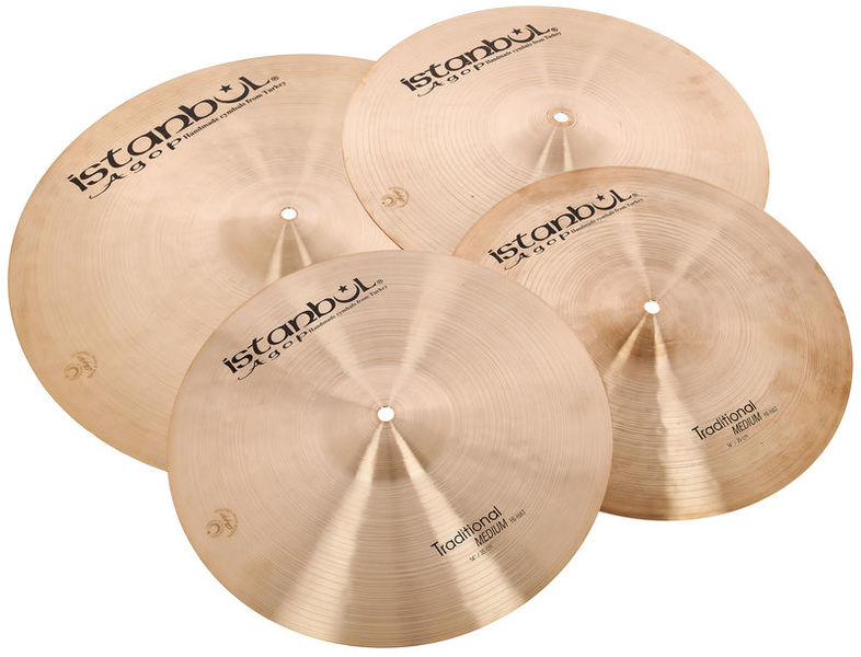 Istanbul Agop Traditional Set