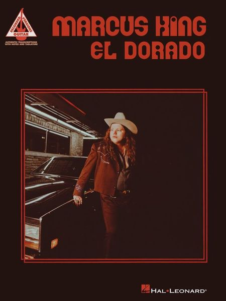 Hal Leonard Marcus King El Dorado