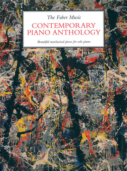 Faber Music Contemporary Piano Anthology
