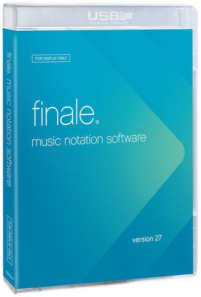 MakeMusic Finale 27 (E)