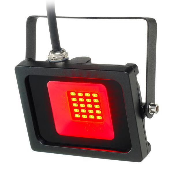 Eurolite LED IP FL-10 SMD red