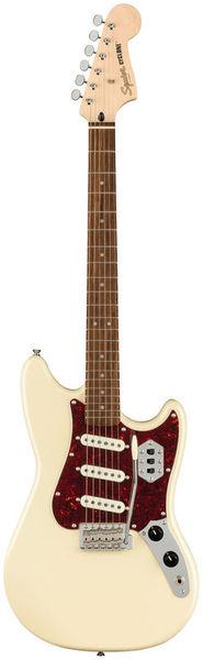 Fender SQ Paran. Cyclone Pearl White