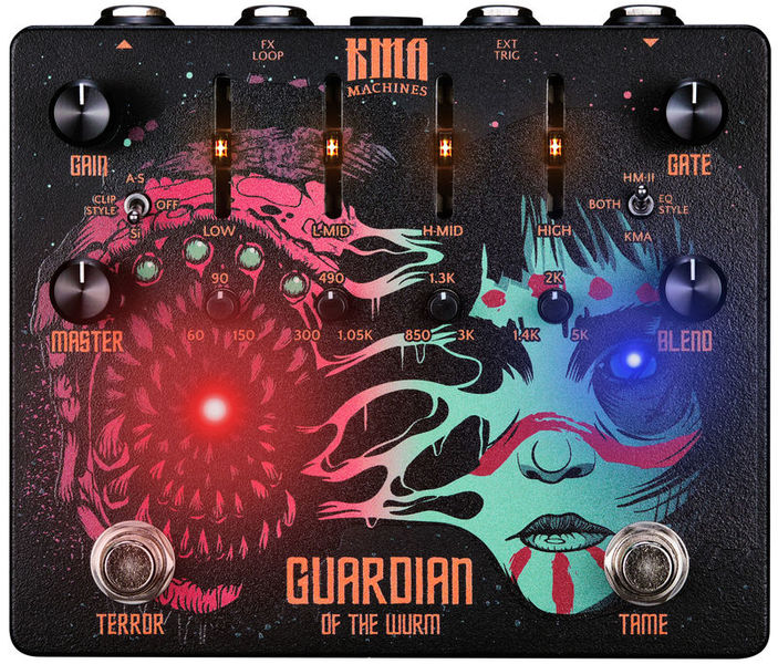 KMA Audio Machines Guardian of the Wurm Dist.