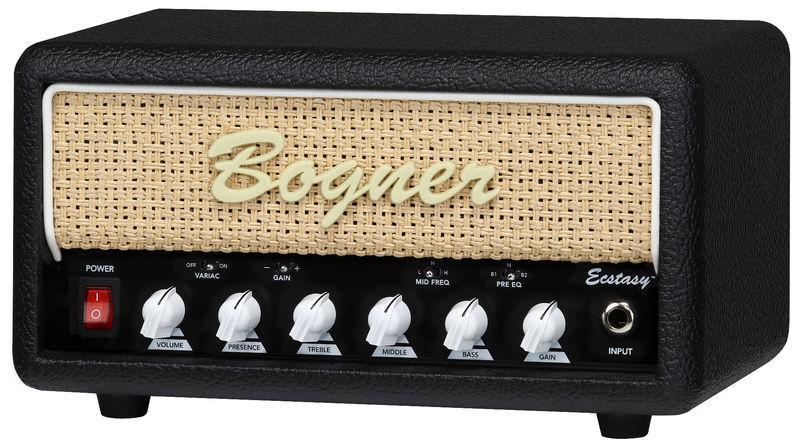 Bogner Ecstasy Mini Amp Head