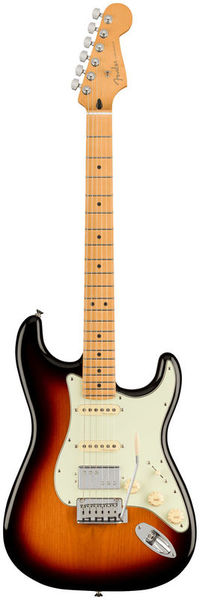 Fender Player Plus Strat HSS MN 3CSB