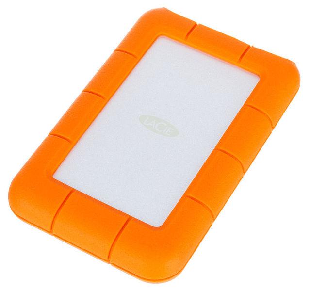 LaCie Rugged Mini 4TB USB3