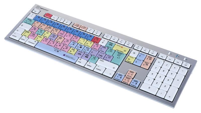 Logickeyboard ALBA Adobe Premiere Pro DE Mac