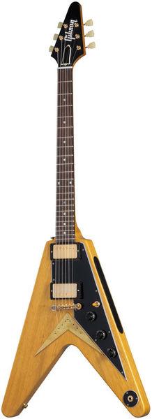Gibson 58 Korina Flying V BG VOS