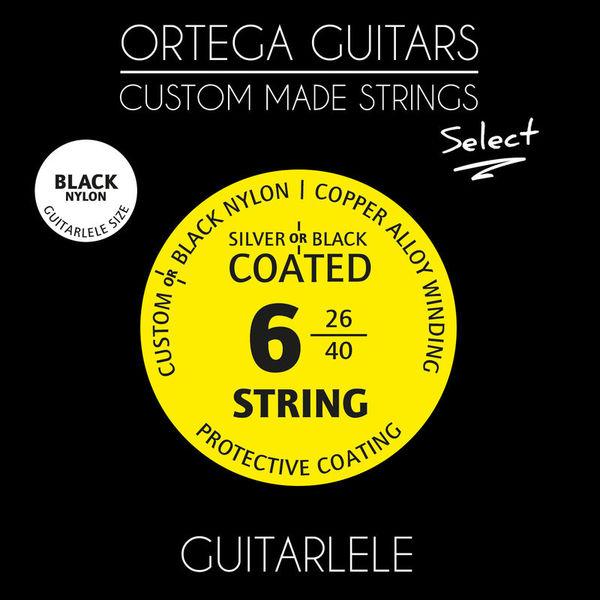 Ortega GTLSBK Guitarlele Strings