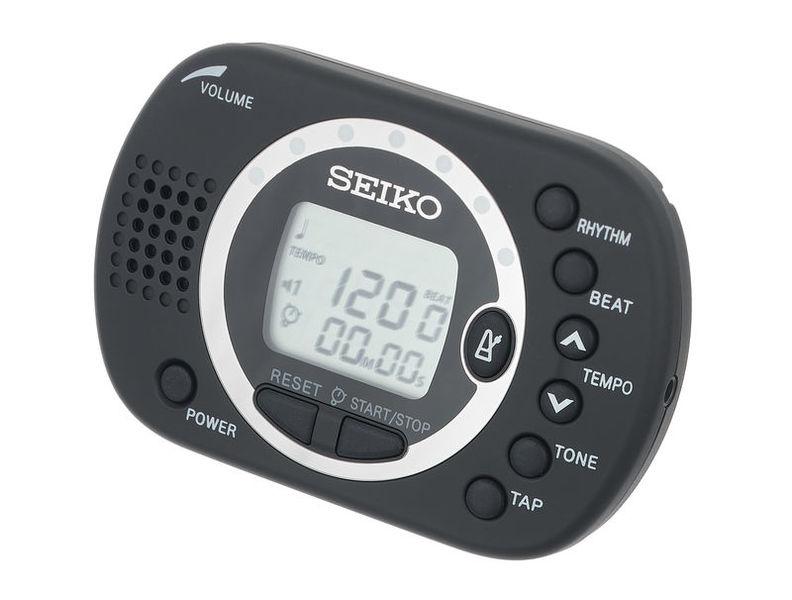 Seiko DM110 Metronome black