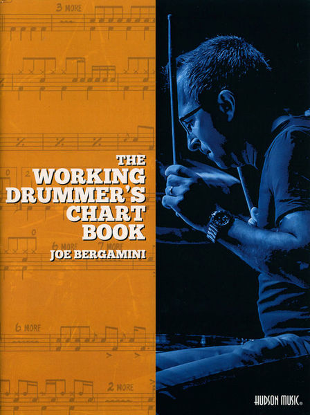 Hudson Music Working Drummer's Chart Book