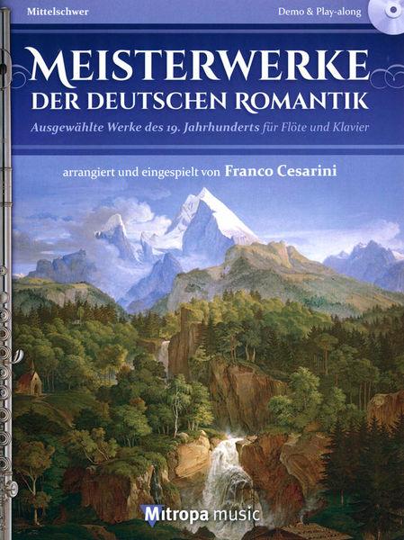 Mitropa Music Meisterwerke Romantik Flute