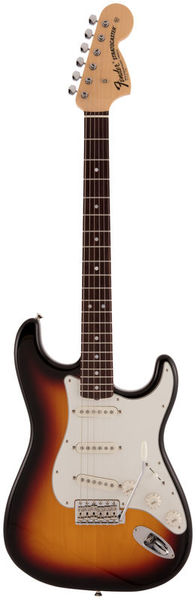 Fender Traditional Late 60s Strat
