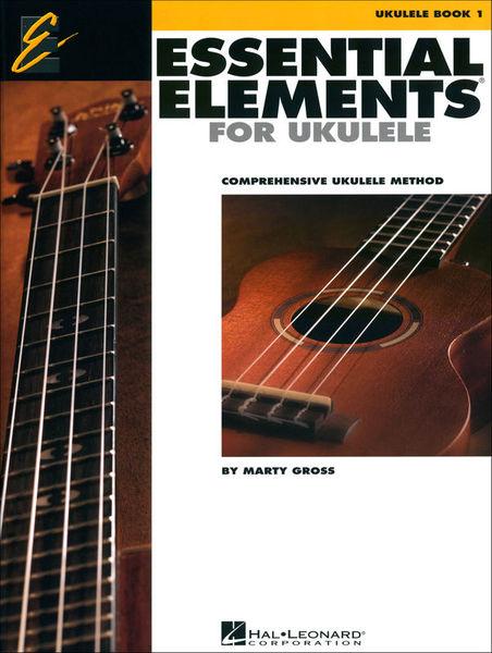 Hal Leonard Essential Elements Ukulele 1