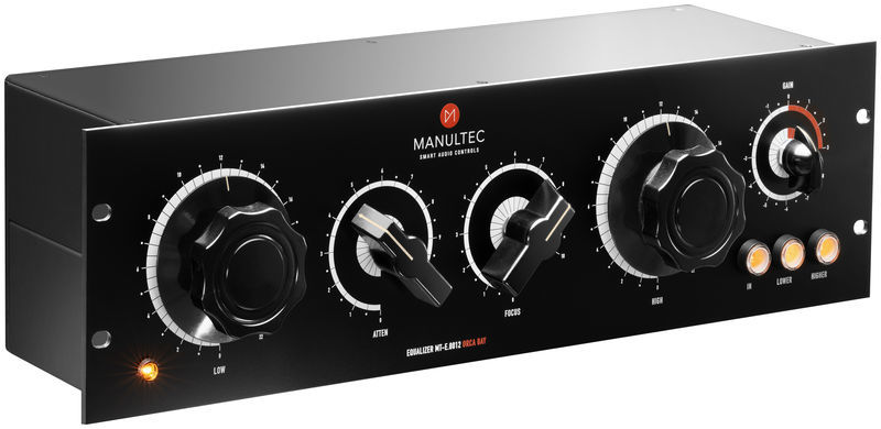 Manultec Orca Bay Stereo-EQ Black