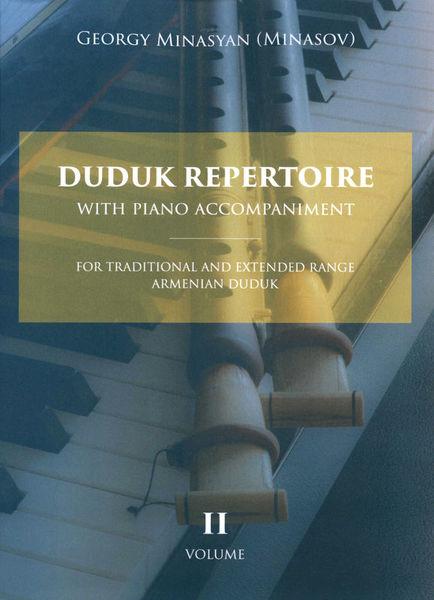 Dudukhouse Duduk Repertoire 2