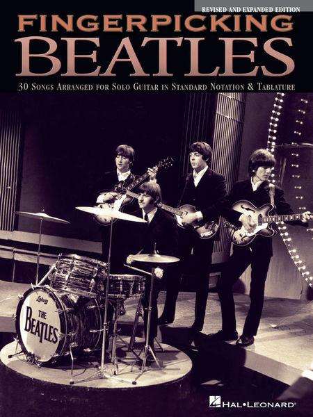 Hal Leonard Fingerpicking Beatles