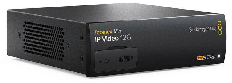 Blackmagic Design Teranex Mini IP Video 12G