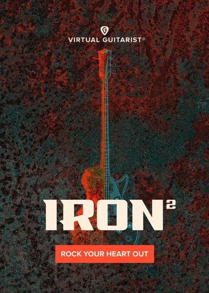 ujam Virtual Guitarist Iron2