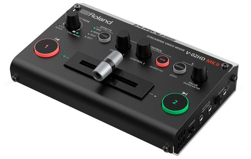 Roland V-02HDMKII Video Switcher