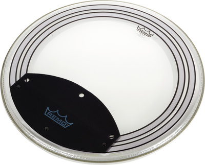 """Remo 22"""" Powersonic Bass Clear"""