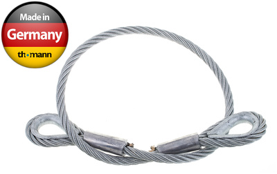 Stairville Rigging Steel 10mm 2,0m