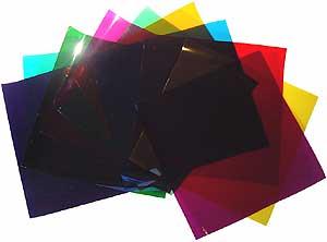 Lee Colour Filter Set PAR64 10pcs.