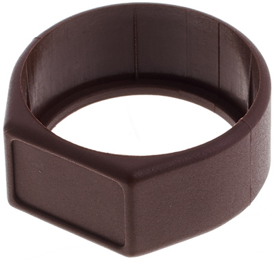 Neutrik XCR Ring Brown