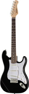 Harley Benton ST-20 BK Standard Series