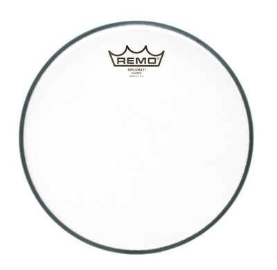 """Remo 15"""" Diplomat Coated"""