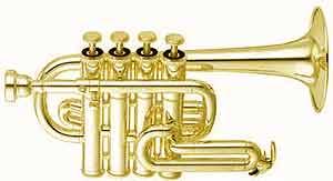 Yamaha YTR-6810 Trumpet
