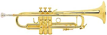 Bach LR 180-43H ML Trumpet