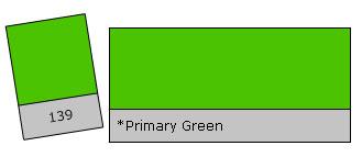 Lee Colour Filter 139 Primar Green