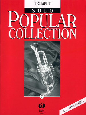 Edition Dux Popular Collection 7 Trumpet