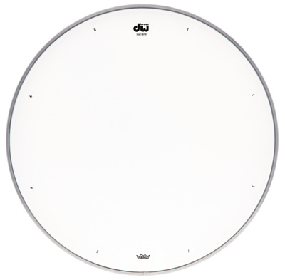 """DW 13"""" Coated Snare Drum Head"""