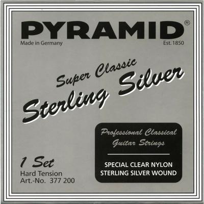 Pyramid Super Classic Sterling hard
