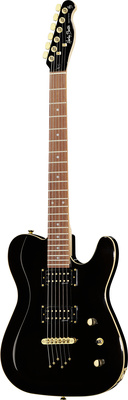 Harley Benton TE-40 TBK Deluxe Series