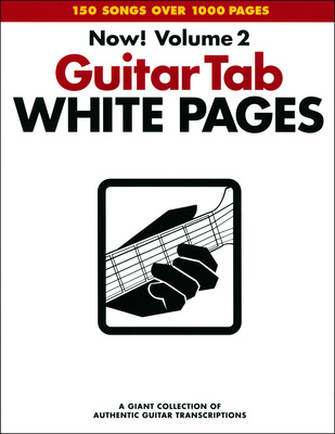 Hal Leonard Guitar Tab White Pages 2