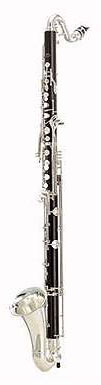 Yamaha YCL-622 II Bass Clarinet
