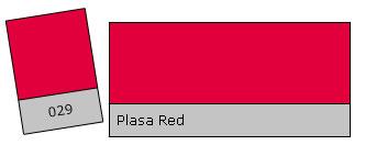 Lee Colour Filter 029 Plasa Red