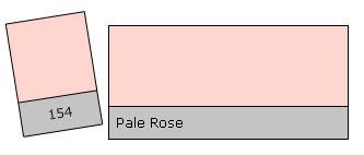 Lee Colour Filter 154 Pale Rose