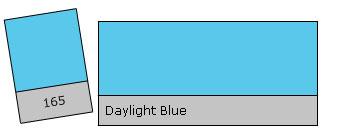 Lee Colour Filter 165 Dayl. Blue