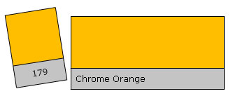 Lee Colour Filter 179 Chr. Orange
