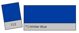 Lee Colour Filter 713 J.Wint. Blue