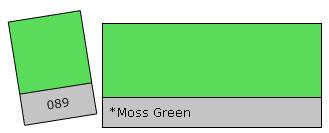 Lee Filter Roll 089 Moss Green