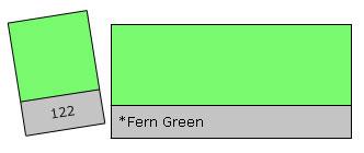 Lee Filter Roll 122 Fern Green